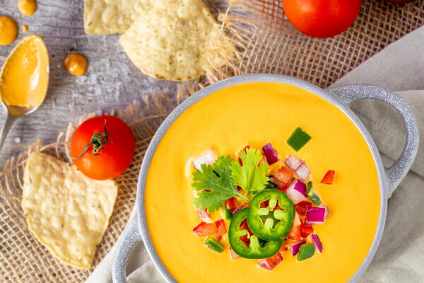 Plant Based Queso