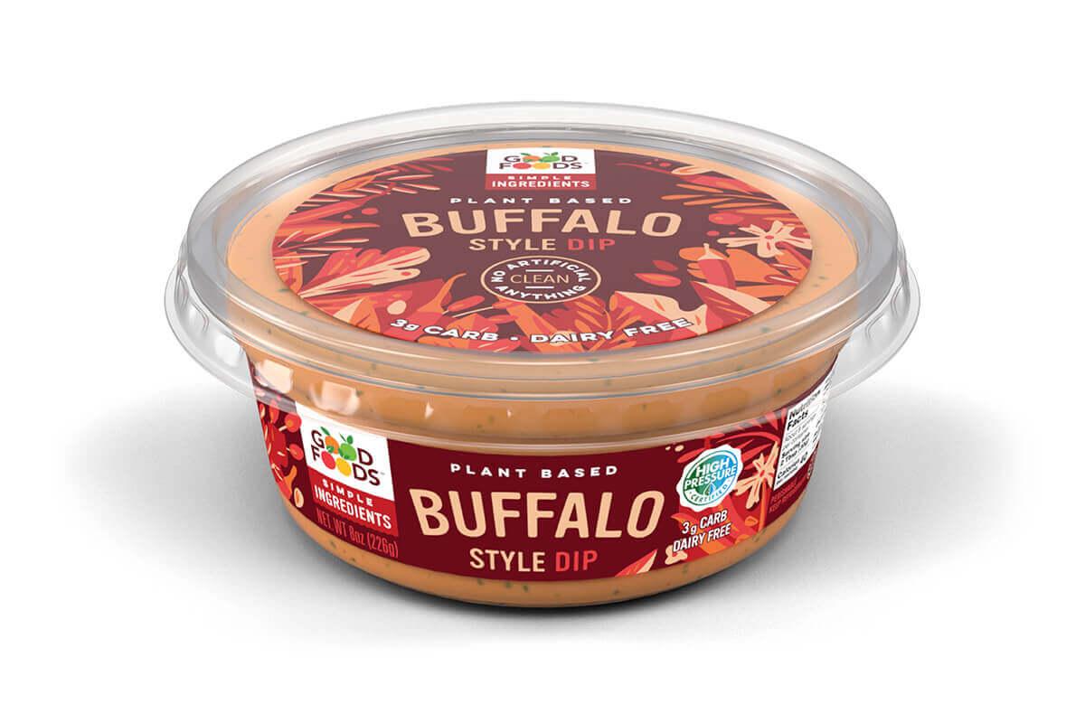 Plant Based Buffalo