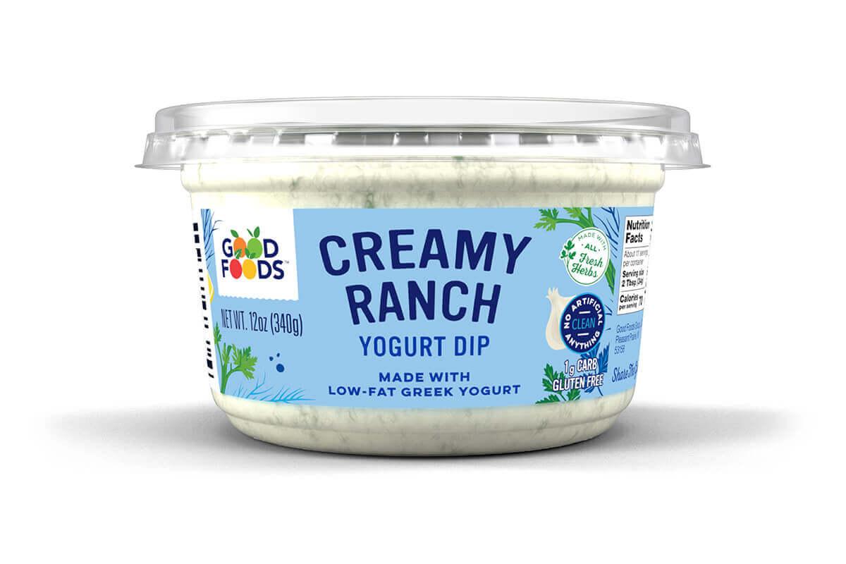 Creamy Ranch Dip